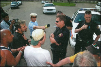 Interviewing the Police