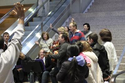 Occupy Calgary Mayor Nenshi