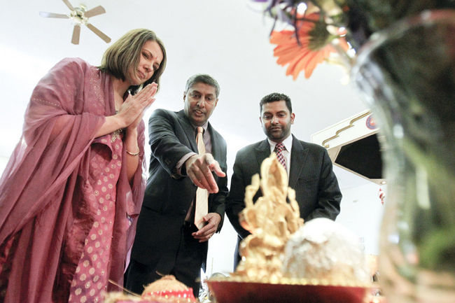 danielle hindu worship