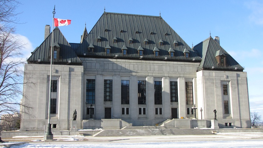 Supreme Court of Canada Ottawa